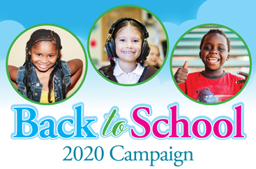 2020 BACK TO SCHOOL (UNDER COVID-19)