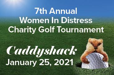 7th Annual Women In Distress Charity Golf Tournament