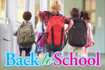 2021 Back to School Campaign and Supply Drive Benefitting Children Survivors of Domestic Violence